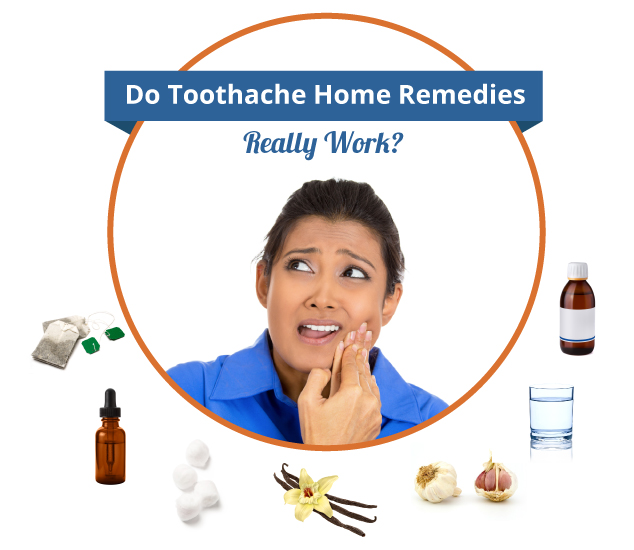 Do Toothache Home Remedies Really Work?