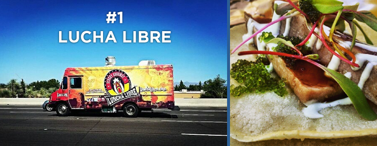 Tasty Healthy Food Trucks