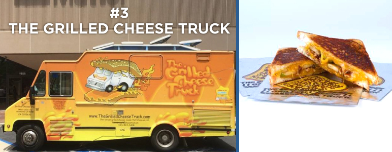 Bread And Cheese Food Truck