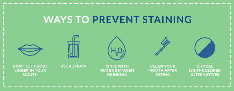 Ways to Prevent Staining