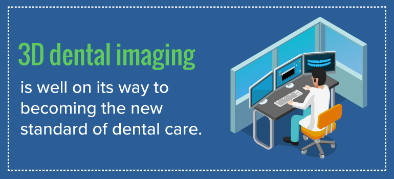 3d dental imaging the new norm