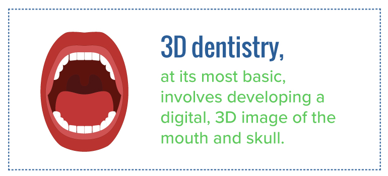 What's 3D dentistry