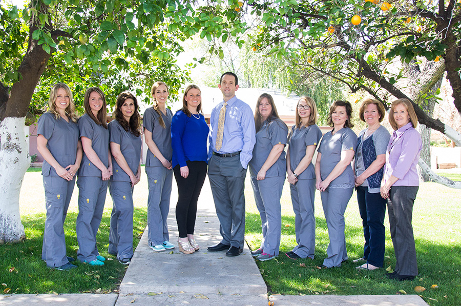 Meet the team at AZ Family Dental