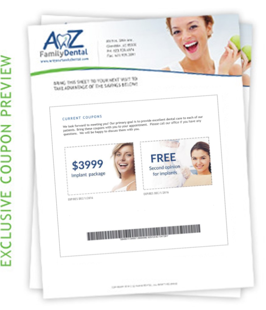 Phoenix dental coupons