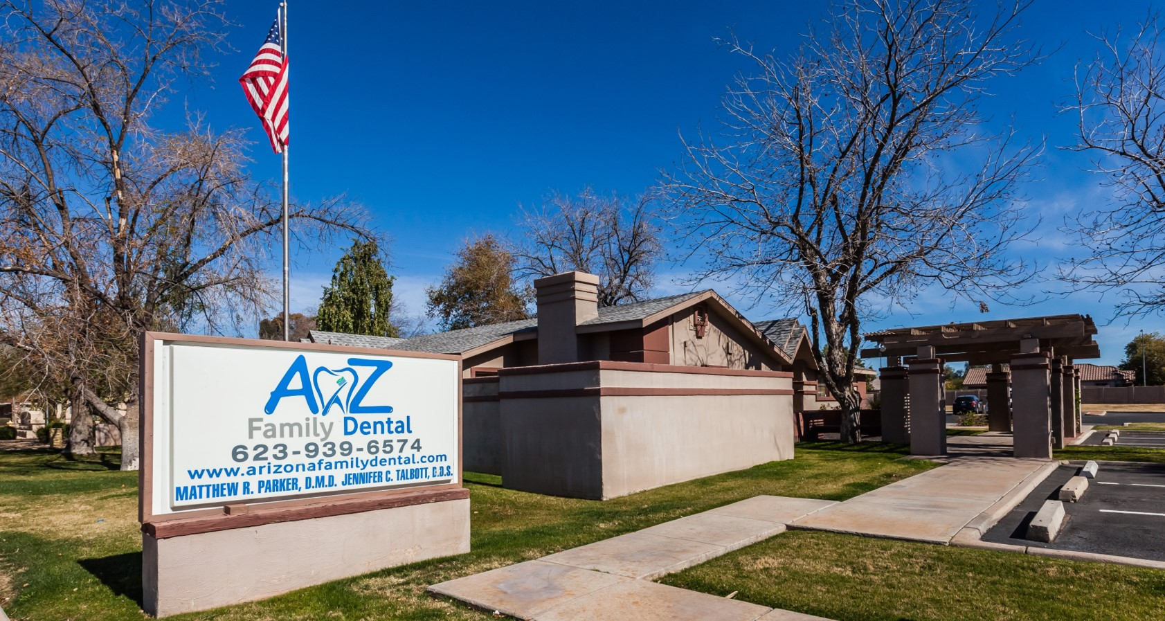 Welcome to AZ Family Dental